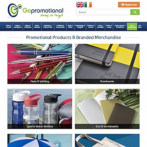 Promotional Merchandise, Branded Products & Printed Business Corporate Gifts