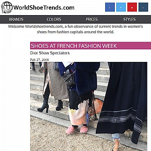 World Shoe Trends