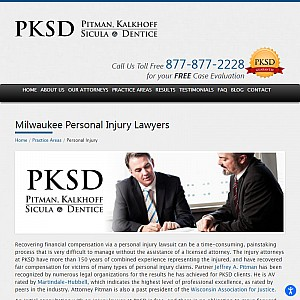Milwaukee Injury Lawyers - PKSD
