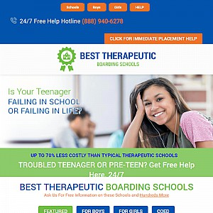 Best Therapeutic Boarding Schools