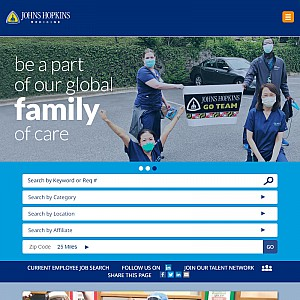 Nurse Jobs in Baltimore at Johns Hopkins Medicine