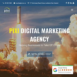 Pixi Digital Marketing Auckland