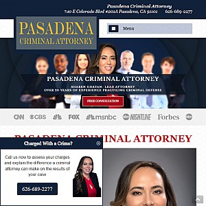Pasadena Criminal Attorney