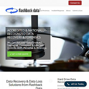 Flashback Data Recovery Company