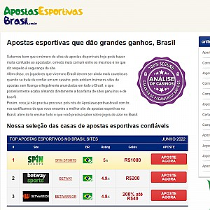 Online Betting Sites Brazil