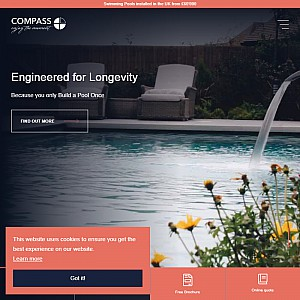 Compass Pools UK