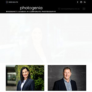 Portrait Photography Brisbane - Photogenia