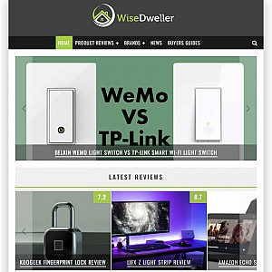 WiseDweller.com - Smart Home Reviews & Information