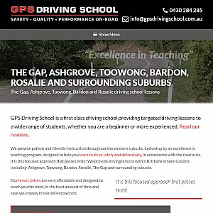 GPS Driving School Ashgrove