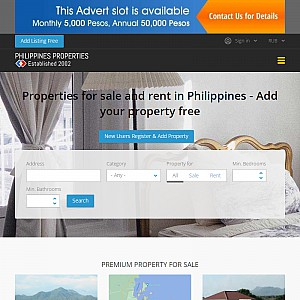 Real estate for sale Philippines
