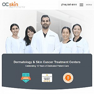OC Skin Institute - Dermatology Practices in Orange County