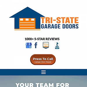 Garage door repair and installation in ny and nj