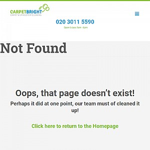 Best Carpet Cleaning in Oxford - Carpet Bright UK