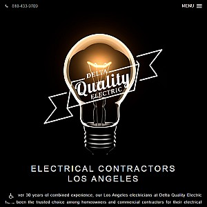 Electrician Los Angeles | Delta Quality Electric