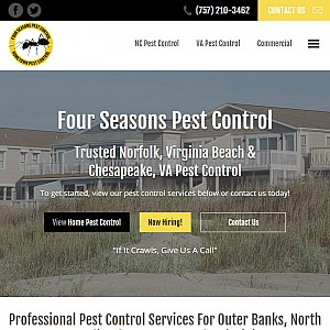 Four Seasons Pest Control