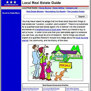 Local Real Estate Directory