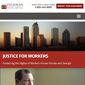 Tampa employment law attorney - Feldman Williams, PLLC