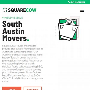 Austin Moving Company - Square Cow Movers