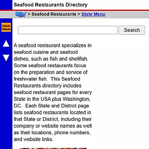Seafood Restaurants - US Seafood Restaurant Directory