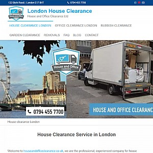 houseandofficeclearance.co.uk - office clearance