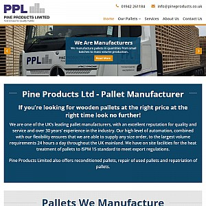 Pine Products Ltd