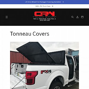 Tonneau & Truck Bed Covers