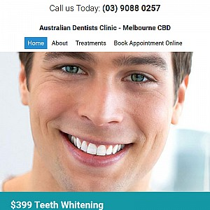 Australian Dentists Clinic - Melbourne CBD