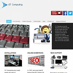GT Computing CT premier PC repair company