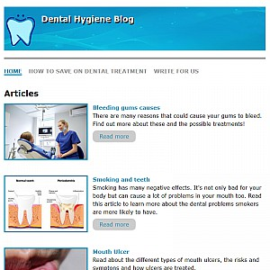 Dental Hygiene Blog