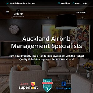 Auckland Airbnb Management