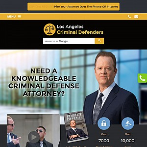 Hedding Law Firm - Los Angeles Criminal Defense Attorney
