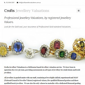 Crofts Jewellery Valuations