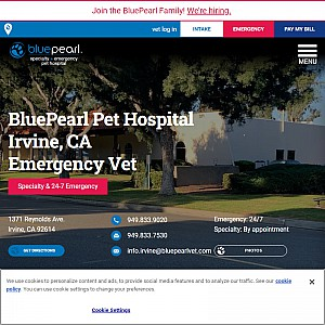 Southern California Veterinary Specialty Hospital