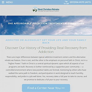 Best Christian Rehabs and Addiction Treatment