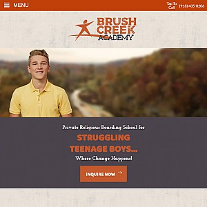 Brush Creek Academy for Troubled Boys