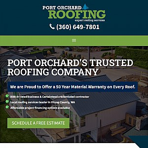 Port Orchard Roofing