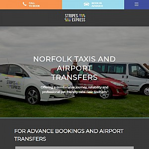 Norfolk airport transfers and taxis