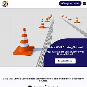 The star driving school behind the wheel driving school in northern Virginia