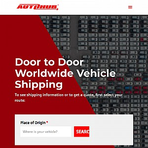 Autohub - Importing Cars into NZ
