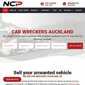 Car Wreckers | Car Removal Auckland | Cash For Cars
