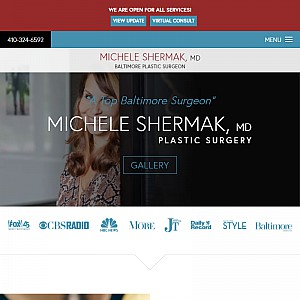 Dr. Michele Shermak, Baltimore Plastic Surgeon