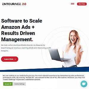 PPC Entourage - Amazon PPC Management Software
