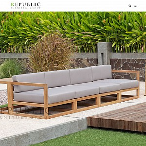 Jepara Teak Outdoor Furniture Indonesia