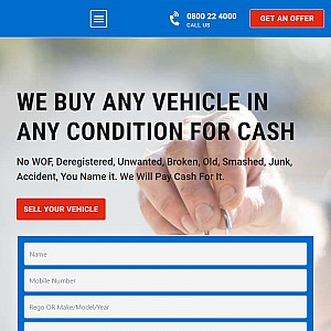 Cash for Car NZ