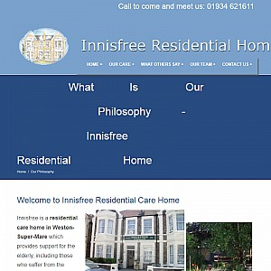 Innisfree Residential Care Home | Dementia Care | Weston-Super-Mare