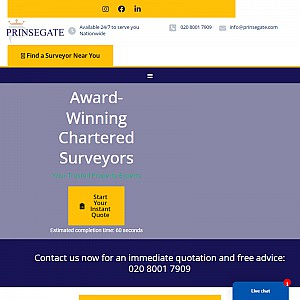 Prinsegate Chartered Surveyors