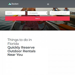 Rockon Recreation Rentals - Access LIFE EXPERIENCES for Less