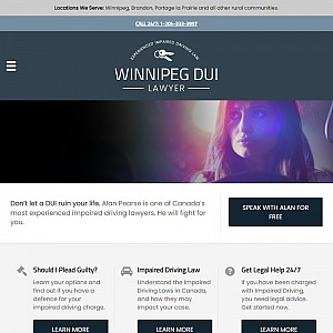 Winnipeg DUI Lawyer