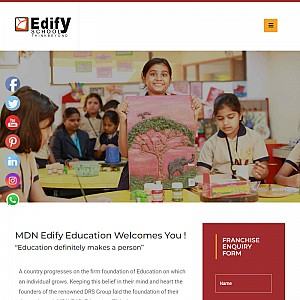 Edify School Education Franchise is Top School Franchise in India