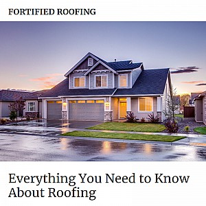 Fortified Roofing Company | Damaged Roof Repair by Professional Roofers